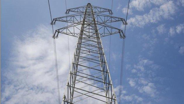Bis zu 70 Meter hohe Strommasten will die APG quer durch Salzburg aufstellen. (Bild: Markus Tschepp)