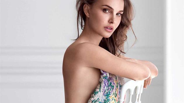So sexy präsentiert sich Natalie Portman für die neue Kampagne von Dior. (Bild: www.PPS.at)