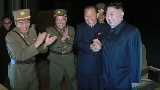 Jetzt will auch Südkorea eigene Atomwaffen bauen (Bild: AFP)