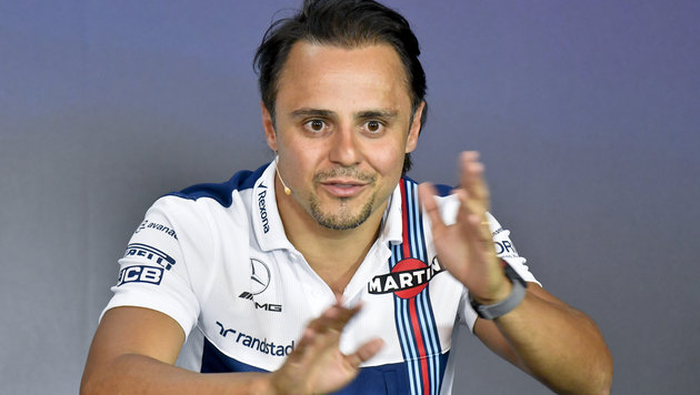 Krank! Massa verpasst Ungarn-GP (Bild: APA/HERBERT NEUBAUER)