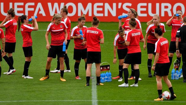 Frauen-EM: Es setzen heute alle auf Österreich (Bild: GEPA)