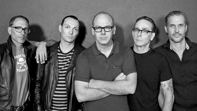 """Bad Religion: """"Rock""""n""""Roll muss gefährlich sein"""" (Bild: Lisa Johnson)"""