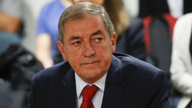 Bürgermeister Heinz Schaden (Bild: Markus Tschepp)