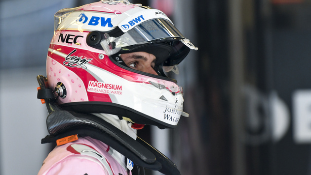 Lucas Auer legt beachtliches Formel-1-Debüt hin (Bild: APA/HERBERT NEUBAUER)
