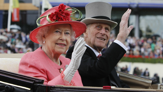 Das war Prinz Philips letzter offizieller Auftritt (Bild: AP)