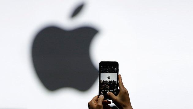 Apple steigert Gewinn dank iPhone und iPad (Bild: AP)