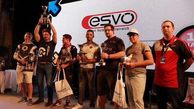 eSport in Österreich (Bild: Gregor Sindl)