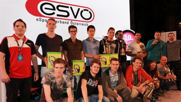 ESVÖ: Der eSport-Verband Österreich (Bild: Gregor Sindl)
