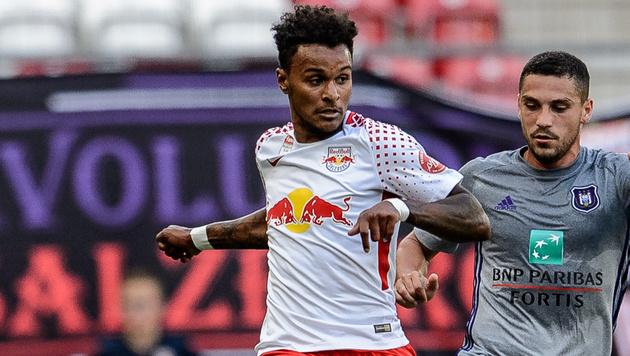 """Fix! Lazaro wechselt von den """"Bullen"""" zur Hertha (Bild: APA/EXPA/STEFAN ADELSBERGER)"""