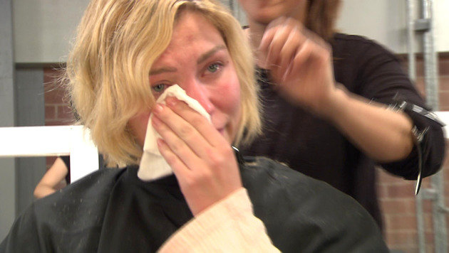 """""""Wienerin im deutschen TV: Tränen bei Umstyling (Bild: © RTL II)"""""""