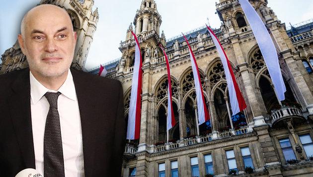 Aslan erhebt schwere Vorwürfe gegen die Stadt Wien (Bild: APA/AUSSENMINISTERIUM/DRAGAN TATIC, thinkstockphotos.de)