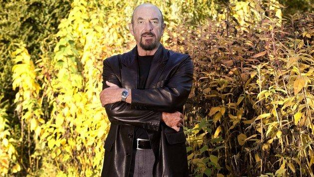 Jethro Tull-Kultstar Ian Anderson wird 70 (Bild: Martyn Goddard)