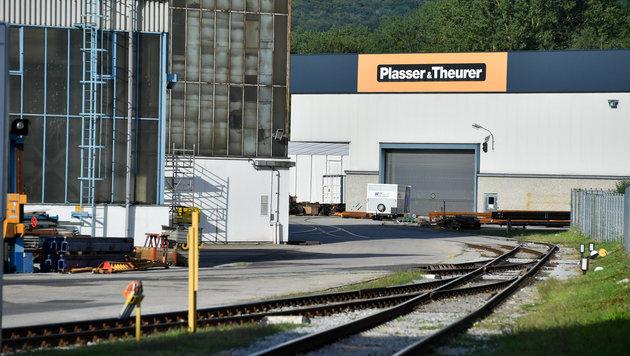 Verantwortliche von Plasser & Theurer stehen im Fadenkreuz von gleich mehreren Emittlungen. (Bild: Harald Dostal)