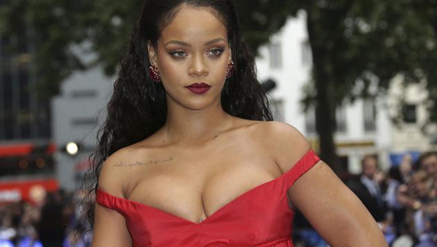 Rihanna (Bild: Invision)