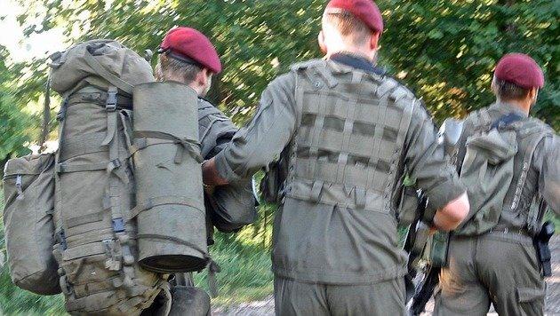 Akuter Infekt: Heer durch neue Obduktion entlastet (Bild: Hannes Wallner (Symbolbild))
