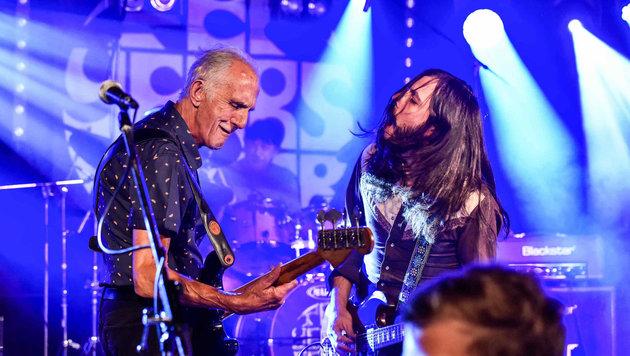 Ten Years After spielten auch beim legendären Woodstock-Konzert. (Bild: Markus Wenzel)