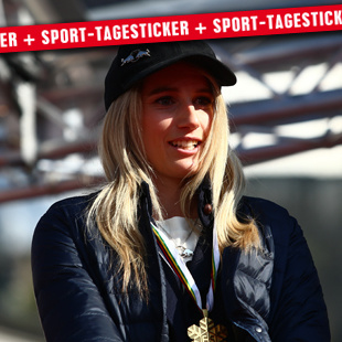 Gasser für einen weiteren Sportpreis nominiert! (Bild: GEPA)