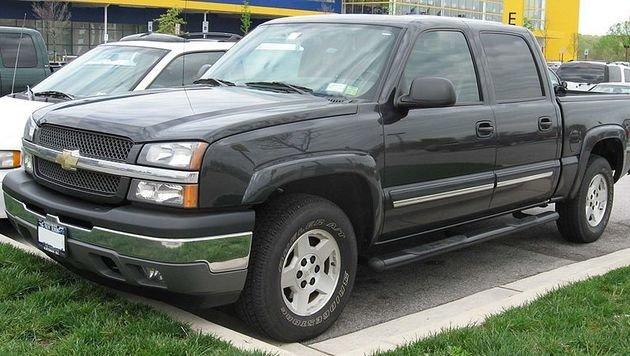 Chevrolet Silverado (Bild: Wikimedia/IFCAR)