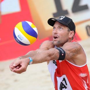 Alex Horst als Spieler des Turniers ausgezeichnet (Bild: GEPA)