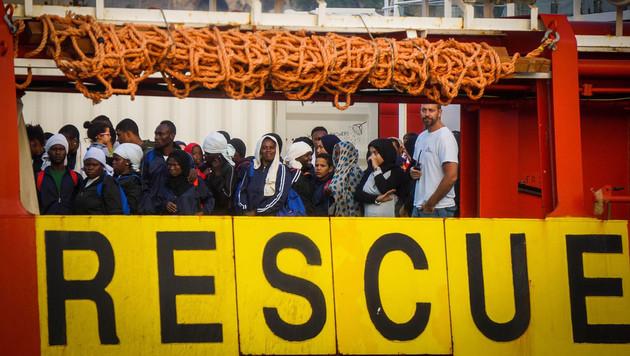 Ärzte ohne Grenzen stoppt Mission im Mittelmeer (Bild: ANSA)