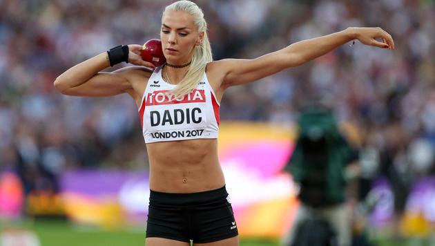 Neuer ÖLV-Rekord und Rang sechs für Ivona Dadic (Bild: GEPA)