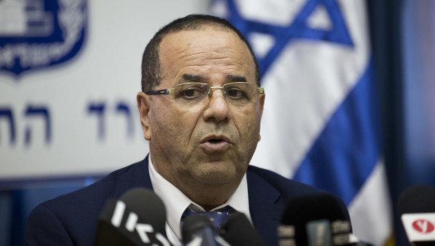 Israels Kommunikationsminister Ayub Kara (Bild: AP)