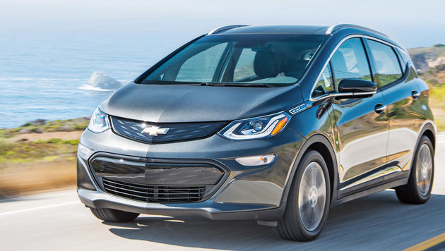 Chevrolet Bolt (Bild: Chevrolet)