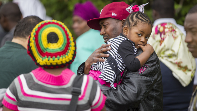 Immer mehr Asylwerber fliehen aus USA nach Kanada (Bild: AFP)
