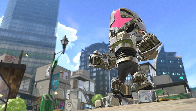 """Splatoon 2"": Knallbunte Shooter-Gaudi für überall (Bild: Nintendo)"