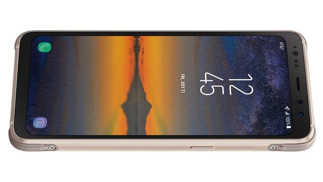 Samsung kündigt Outdoor-Variante des Galaxy S8 an (Bild: Samsung)