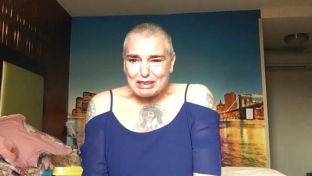 Auf Facebook spricht die Sängerin über ihre Suizid-Gedanken. (Bild: YouTube.com)