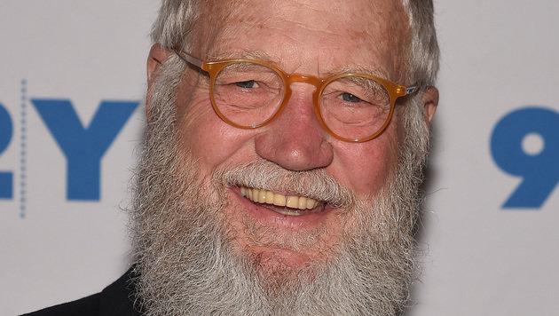 David Letterman bekommt eigene Netflix-Talkshow (Bild: AFP)