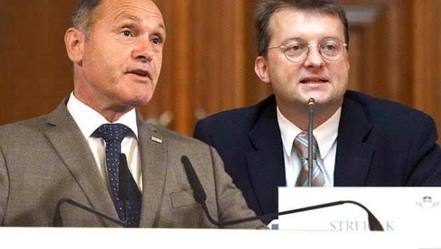 Wahlbehörde für Staatsbürgerschaft nicht zuständig (Bild: Parlamentsdirektion/Mike Ranz, APA/HERBERT PFARRHOFER)