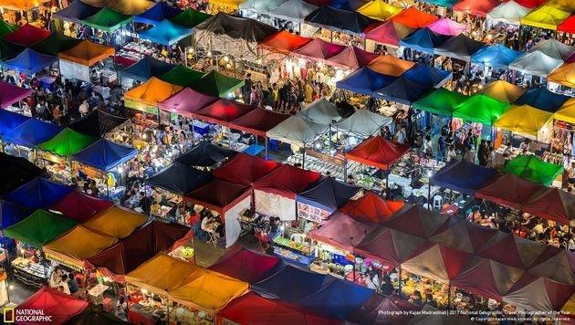 Das sind die besten Reisefotos des Jahres (Bild: Kajan Madrasmail)