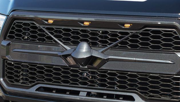Ford macht Pick-up F-150 zum Kampfjet (Bild: Ford)
