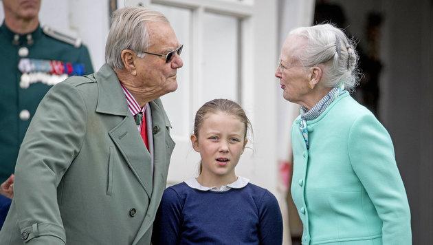 Prinz Henrik und Königin Margrethe (Bild: PPE/face to face)