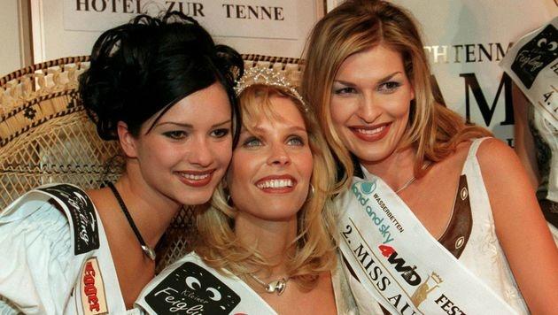 Ex-Miss-Austria tritt bei Wahl für Liste Kurz an (Bild: APA/Rubra/HT)