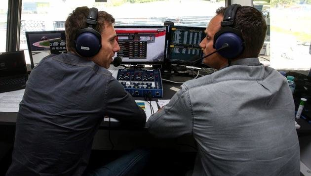 MotoGP-Großeinsatz für ServusTV am Red-Bull-Ring (Bild: ServusTV)