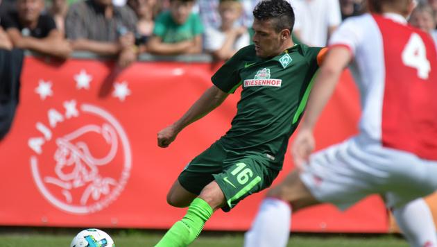 """Junuzovic: """"Für die Bayern kann es eng werden"""" (Bild: GEPA)"""