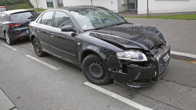 12 Schüsse auf Serben: Amokfahrt in Wien-Ottakring (Bild: Martin A. Jöchl)