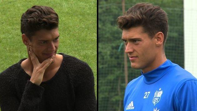 "Frech: Ex-""Bachelor"" will Bayern-Stars ärgern (Bild: SID)"
