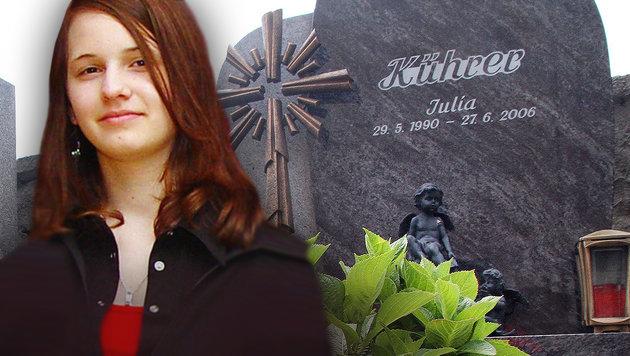Fall Julia Kührer: Steht Prozess-Neuauflage bevor? (Bild: Andi Schiel, krone.at-Grafik)