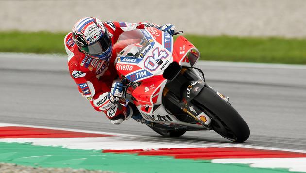 MotoGP in Spielberg: Ein Fall für vier? (Bild: APA/ERWIN SCHERIAU)