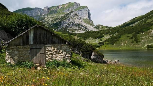 Das Rofangebirge in Tirol (Bild: Sebastian Räuchle)