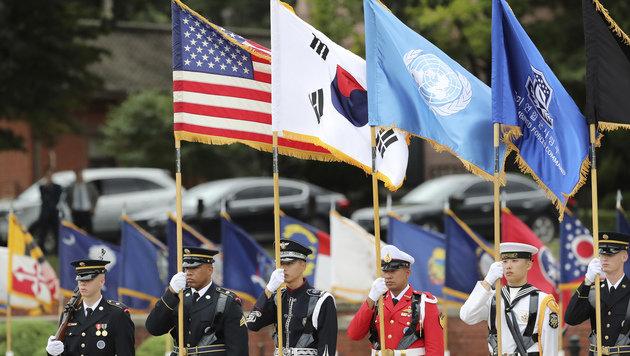 US-Militärstützpunkt in Seoul (Bild: Associated Press)