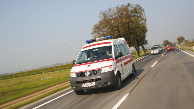 Das Rote Kreuz eilte zur Unfallstelle, konnte aber nicht mehr helfen (Symbolbild). (Bild: ÖRK/Alexander Seger)