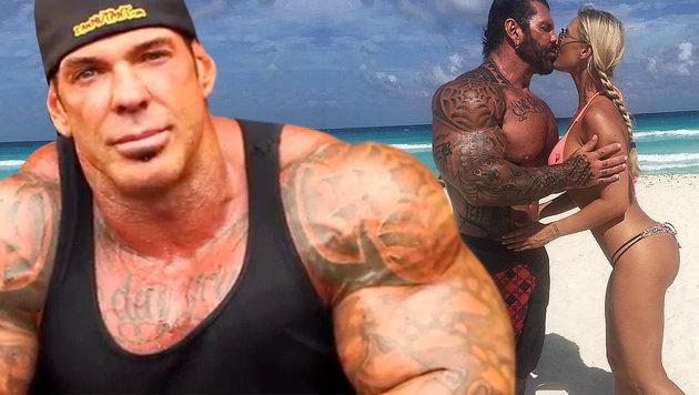 Im Koma: US-Bodybuilder kämpft jetzt um sein Leben (Bild: facebook.com)
