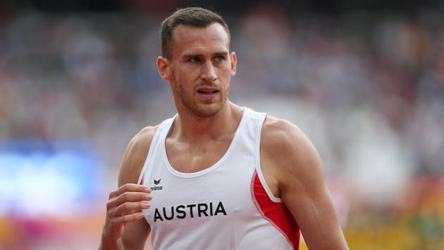 Mayer gewinnt Gold, Distelberger auf Platz 17 (Bild: GEPA)