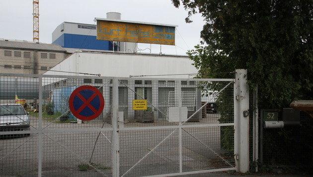 Hier in der Steinfeldgasse 52 könnten die Punks künftig untergebracht werden (Bild: Christian Jauschowetz)