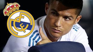 Cristiano Ronaldo: Drakonische Strafe für Schubser (Bild: Associated Press)
